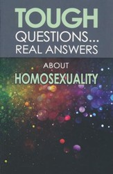 Tough Questions ... Real Answers About Homosexuality