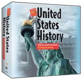 U.S. History : History and Functions DVD Series (8 DVDs)