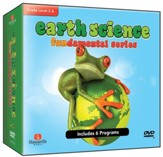 Earth Science Fundamentals DVD Series (6 DVDs)