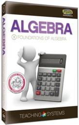 Module 1: Foundations of Algebra (2 DVDs)