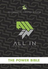 FCA Power Bible: All-In / Digital original - eBook