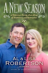 A New Season: A Robertson Family Love Story of Brokenness and Redemption - eBook