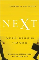 Next: Pastoral Succession That Works - eBook
