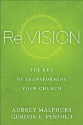 Re:Vision: The Key to Transforming Your Church - eBook