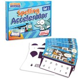 Smart Tray Spelling Accelerator  Cards Set 1