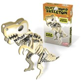Sight Word Skeleton: 3D Reading Puzzle