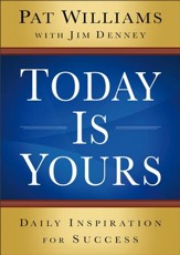 Today is Yours: Daily Inspiration for Success - eBook