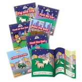 Word City Phonics Readers (6 Books)