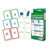 Subtraction Flashcards (162 cards)