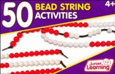 50 Bead String Activities (set of 50  cards)