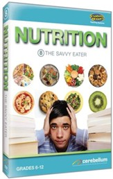 The Savvy Eater DVD Teaching Systems Nutrition - Slightly Imperfect