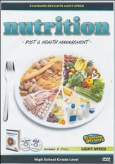 Nutrition: Diet and Health Management, DVD