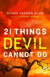 21 Things the Devil Cannot Do - eBook