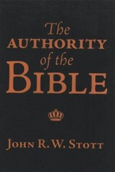 The Authority of the Bible, 5 Pack
