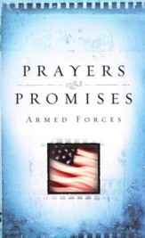 Prayers & Promises Armed Forces - eBook