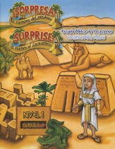 Surprise Bilingual VBS Level 1 Leaflets