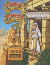 Surprise Bilingual VBS Level 2 Leaflets