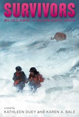 Blizzard: Colorado, 1886 - eBook