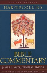 HarperCollins Bible Commentary, Revised