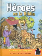 Heroes en la Biblia  (Best-Loved Bible Heroes)