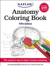 Kaplan Anatomy Coloring Book, Fifth Edition