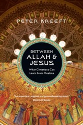 Between Allah & Jesus: What Christians Can Learn from Muslims - eBook