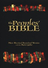 The NRSV Peoples' Bible with Apocrypha