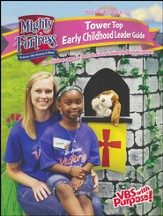 Mighty Fortress VBS: Tower Top Early Childhood Guide (CD)