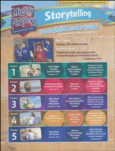 Mighty Fortress VBS: Stronghold Storytelling Guide (CD)