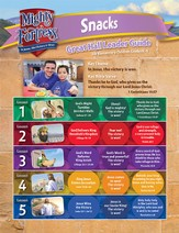 Mighty Fortress VBS: Great Hall Snack Guide