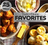 Taste Of Home Favorites, 25th Anniversary Edition