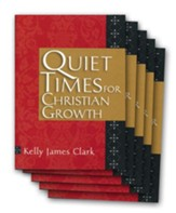 Quiet Times for Christian Growth, 5 Pack
