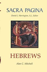 Hebrews: Sacra Pagina [SP] (Hardcover)