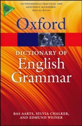 The Oxford Dictionary of English Grammar, 2nd ed.