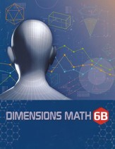 Dimensions Math Textbook 6B