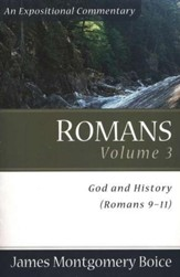 Romans Commentary Volume 3 (Romans 9-11)--Damaged