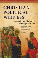 Christian Political Witness - eBook