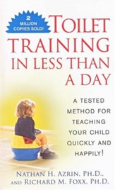 Toilet Training in Less Than A Day - eBook
