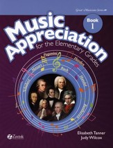 Music Appreciation Elementary Grades Activity Book 1