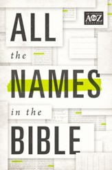 All the Names in the Bible - eBook