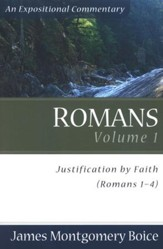 The Boice Commentary Series: Romans, 4 Volumes