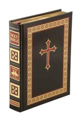 NABRE Catholic Family Bible, Slipcased Signature Edition, Black