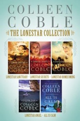 The Lonestar Collection: Lonestar Sanctuary, Lonestar Secrets, Lonestar Homecoming, Lonestar Angel, and All Is Calm - eBook