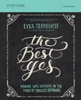 The Best Yes Study Guide - eBook