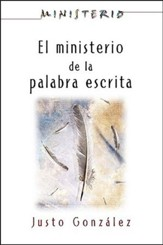 El ministerio de la palabra escrita, The Ministry of the Written Word