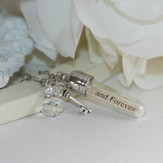 Always And Forever, Message In A Bottle Necklace