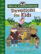 Duck Commander Devotions for Kids - eBook
