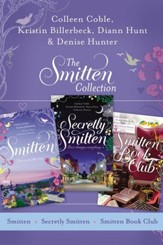 The Smitten Collection: Smitten, Secretly Smitten, and Smitten Book Club - eBook