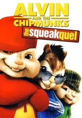 Alvin and the Chipmunks: The Squeakquel, DVD