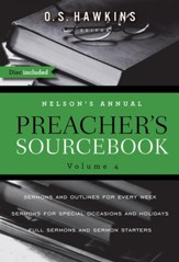 Nelson's Annual Preacher's Sourcebook, Volume 4 - eBook